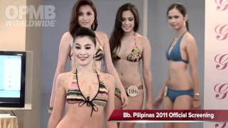 getlinkyoutube.com-Bb. Pilipinas 2011 Swimsuit (Official Screening)