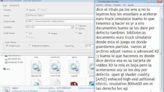 getlinkyoutube.com-Como Acelerar Euro Tuck Simulator