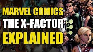 getlinkyoutube.com-Comics Explained: X-Factor Explained