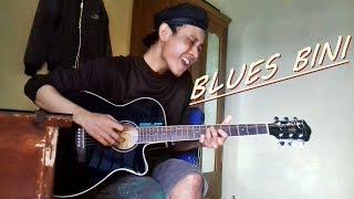 Pulang Kerja, BLUES BINI - SLANK [Nge-TES Gitar Akustik Ibanez Original]