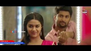 keerthi suresh deleted kiss scene Nenu local movie |Nani | Keerthi suresh