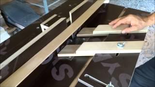 getlinkyoutube.com-Фрезерный стол из ручного фрезера. Вариант 1.