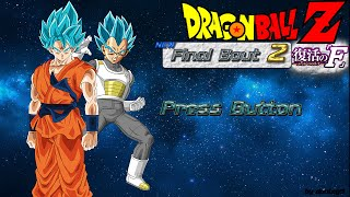 getlinkyoutube.com-[Mugen 1.1] Dragon Ball Z New Final Bout 2 by danteg9