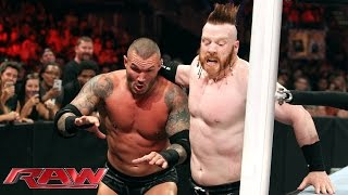 getlinkyoutube.com-Randy Orton & Ryback vs. Big Show & Sheamus: Raw, July 13, 2015