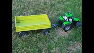 getlinkyoutube.com-bruder traktor
