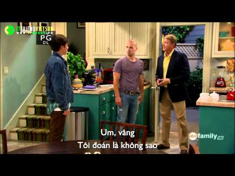 [Itfriend Vietsub] Melissa & Joey - s01e05 - The Perfect Storm [Part 1/2]
