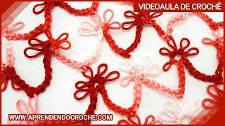getlinkyoutube.com-Ponto de Crochê com Caneta - Aprendendo Crochê