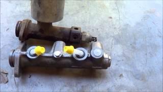 getlinkyoutube.com-1960 vw double cab dual master cylinder retrofit