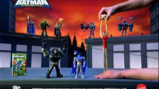 getlinkyoutube.com-Batman vs. Rubberneck Toy Commercial