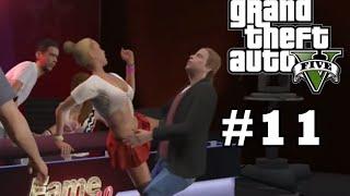 getlinkyoutube.com-GTA V #11 แดนซ์สิจ๊ะ
