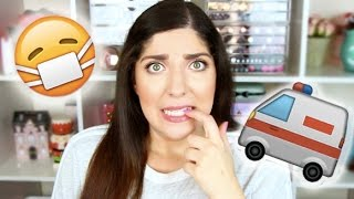 getlinkyoutube.com-Storytime: Where Have I Been? Car Accident & My Injuries