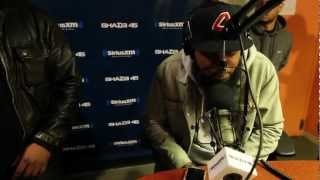 Stalley - 5 Fingers Of Death Freestyle (Live @ Sway In The Morning)