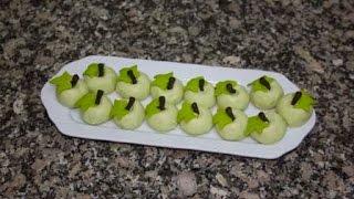 getlinkyoutube.com-حلوى التفاحة بالكوك  gâteau aux pommes