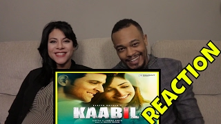 Kaabil Official Trailer (REACTION)