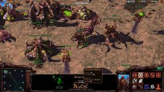 getlinkyoutube.com-Starcraft 2 Galaxy Editor - Custom Units