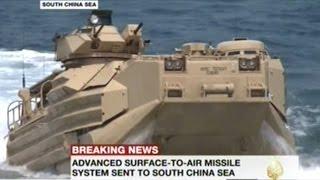 getlinkyoutube.com-OMG! CHINA Deploys Missiles To South CHINA Sea!