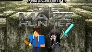 getlinkyoutube.com-Minecraft Server MCPVP.COM MazeRunner Ft.IJ Froster เขาวงกตกำแพงมรณะ