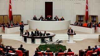 Başbakan Yıldırım, TBMM Genel Kurulu'nda konuştu