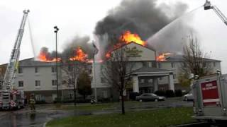 getlinkyoutube.com-Holiday Inn Express fire