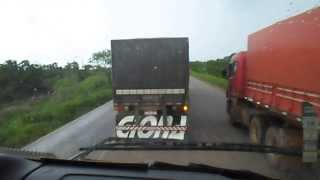 getlinkyoutube.com-Volvo FH 440 9eixos vs Scania 440 9eixos