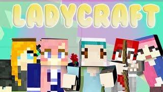 "getlinkyoutube.com-Minecraft: LadyCraft- ""To The Bunny Cave"" Ep 1"