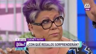 getlinkyoutube.com-Patricia Maldonado se enfurecio con su regalo - Mucho Gusto