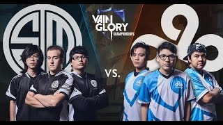 getlinkyoutube.com-Team SoloMid Vs. Cloud9 Game 1 - Vainglory Summer Championships