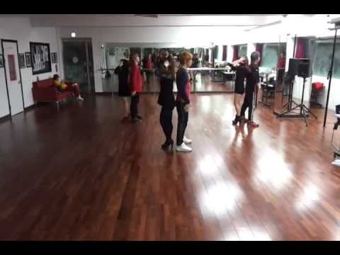JS Hyunseung & HyunA - Trouble Maker Dance Cover By SCRAP