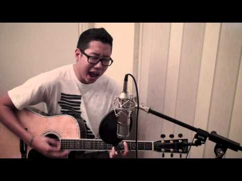 Ben Clement - Lighters Cover Acoustic (Eminem ft. Bruno Mars & Royce Da 5'9)