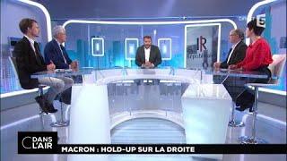 Macron : holp-up à droite #cdanslair 26.01.2018