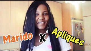 getlinkyoutube.com-Marido & Apliques, Tic Tac, Perucas