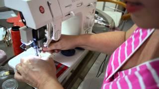 getlinkyoutube.com-DIY : Como costurar malha em máquina doméstica - Aula 30