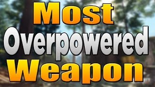 The Most Overpowered Weapon in Black Ops 3 (Best Gun in Black Ops 3)