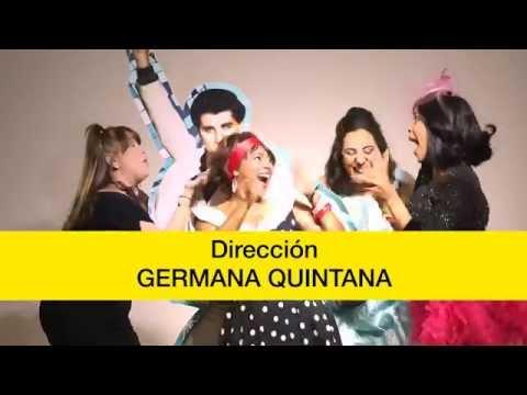 Las Novias de Travolta - Teatro las Máscaras - Germana Quintana