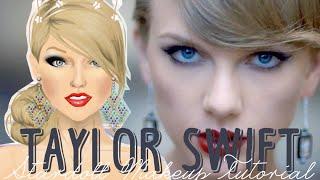 Stardoll Transformation - Taylor Swift Makeup {Blank Space}