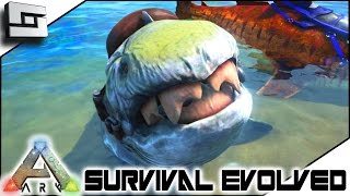 getlinkyoutube.com-ARK: Survival Evolved - TAMING A DUNKLEOSTEUS! S3E88 ( Gameplay )