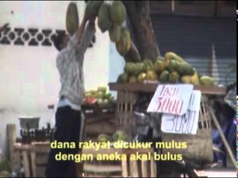 Karyawan Swasta Menggila: Koruptor Ditelanjangi & Ditikam