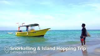 EXPERIENCE: Pulau Besar