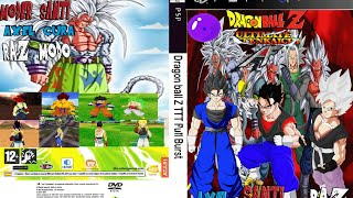 getlinkyoutube.com-Dragon ball z ultimate tenkaichi AF (Dowload Link)