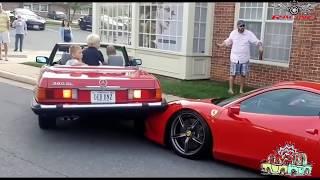 getlinkyoutube.com-CUIDADO! Mujeres al Volante!  Vídeos de Risa - Choques de Autos