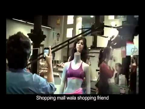 Har Ek Friend Zaroori Hota Hai - Airtel New Ad (Better Quality) --U_eipwo7y0