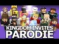 THE KINGDOM PARODIE! - Kingdom Invites Dumb Ways to Die