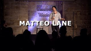 Matteo Lane - Gay Voice - Comedy Works