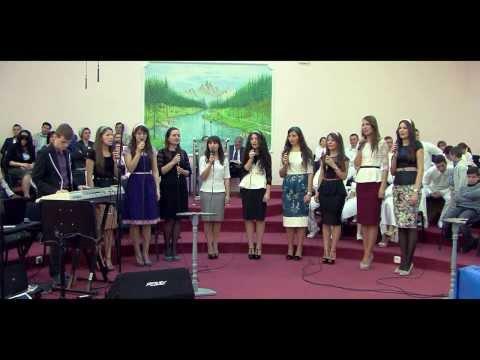 Sa stati langa El Grup de fete cantec de botez