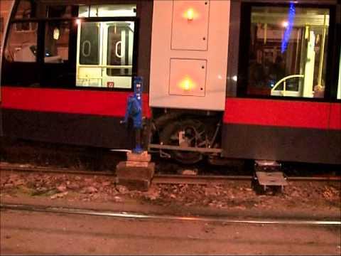 Tramvai deraiat în Oradea