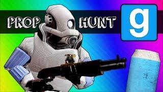 getlinkyoutube.com-Gmod Prop Hunt Funny Moments - LIL' CAN!