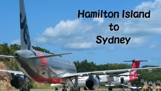 【Jetstar】Hamilton Island to Sydney JQ849 Takeoff and Landing