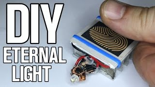 getlinkyoutube.com-Eternal Flashlight That Doesn't Need Batteries!