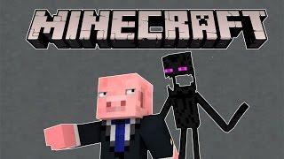 getlinkyoutube.com-5 maneras de matar a un Enderman   Corto de Minecraft