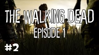 The Walking Dead: The Game (EPISODE 1) w/ Ze - Episode 2: EVERYONE IS DEAD